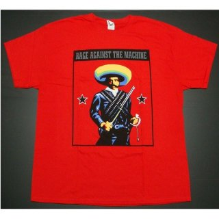 RAGE AGAINST THE MACHINE Zapata, Tシャツ