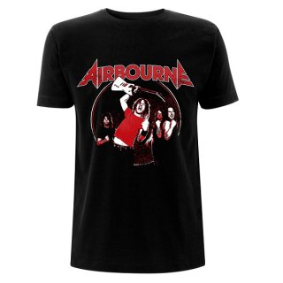 AIRBOURNE Fist Pumping, Tシャツ