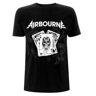 AIRBOURNE Playing Cards, Tシャツ