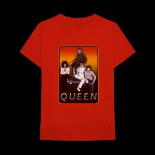 QUEEN Retro Frame, Tシャツ