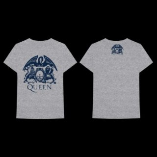 QUEEN Heather Crest, Tシャツ