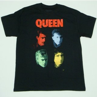 QUEEN Hot Space V2, Tシャツ