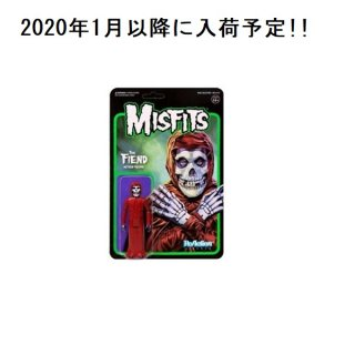 MISFITS The Fiend Crimson Red, フィギュア