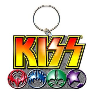 KISS Logo & Icons, キーホルダー