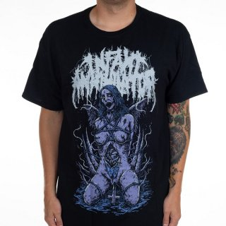 INFANT ANNIHILATOR Crucifucked, Tシャツ