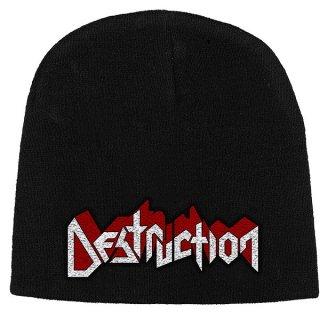 DESTRUCTION Logo, ニットキャップ