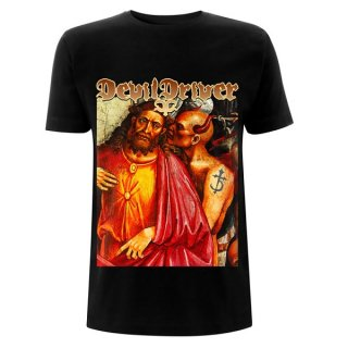 DEVILDRIVER Jesus Care Less, Tシャツ