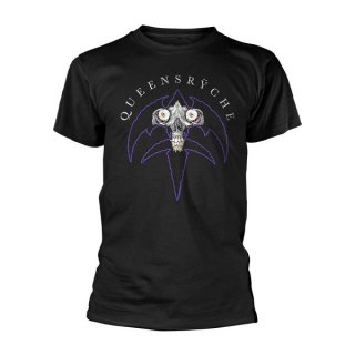 QUEENSRYCHE Empire Skull, Tシャツ