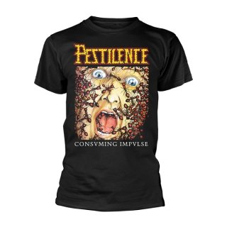 PESTILENCE Consuming Impulse, Tシャツ