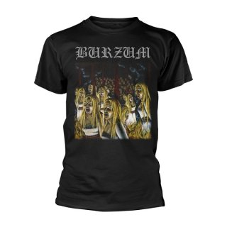 BURZUM Burning Witches, Tシャツ