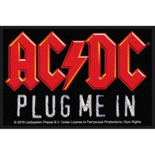 AC/DC Plug Me In, パッチ