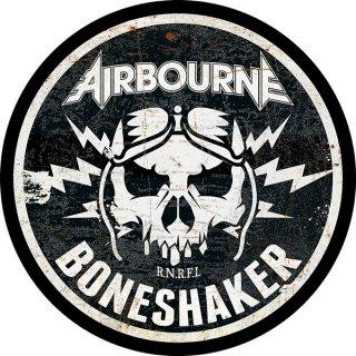 AIRBOURNE Boneshaker, バックパッチ