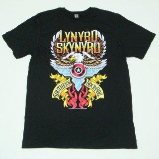 LYNYRD SKYNYRD Southern Rock & Roll, Tシャツ