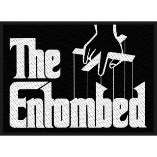ENTOMBED Godfather Logo, パッチ