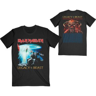 IRON MAIDEN Two Minutes To Midnight, Tシャツ