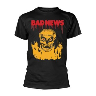 BAD NEWS Fireskull, Tシャツ
