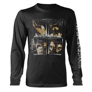 Lamb Of God Gold Shield Skull Kids Youth Child Black T Shirt New Official