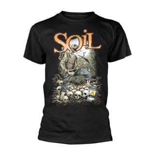 SOIL Pickaxe, Tシャツ