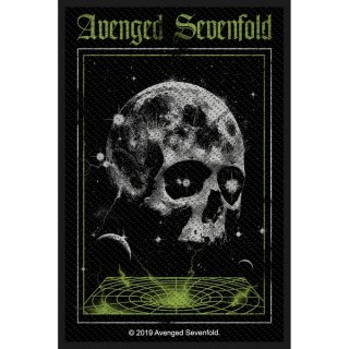 AVENGED SEVENFOLD Vortex Skull, パッチ