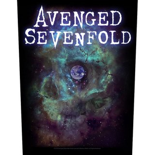 AVENGED SEVENFOLD Nebula, バックパッチ