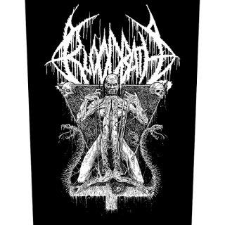 BLOODBATH Morbid Antichrist, バックパッチ