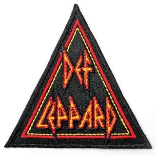 DEF LEPPARD Tri-Logo, パッチ