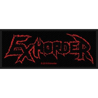 EXHORDER Logo, パッチ