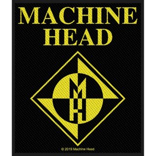 MACHINE HEAD Diamond Logo, パッチ