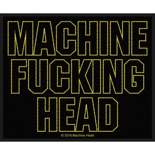 MACHINE HEAD Machine Fucking Head 2, パッチ
