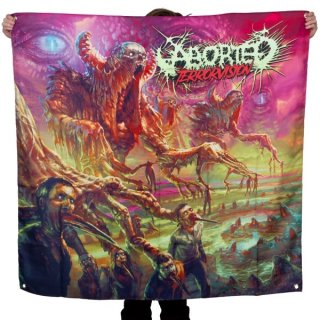 ABORTED Terrorvision, 布製ポスター