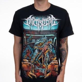 ARCHSPIRE Borg Attack, Tシャツ