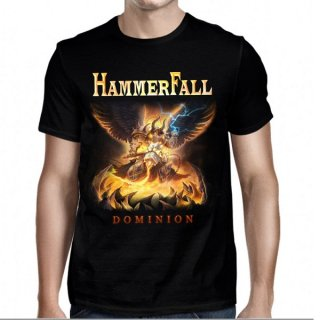 HAMMERFALL Dominion Serve In Heaven, Tシャツ
