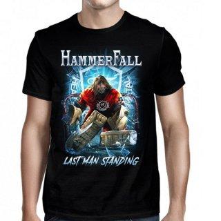HAMMERFALL Last Man Standing, Tシャツ