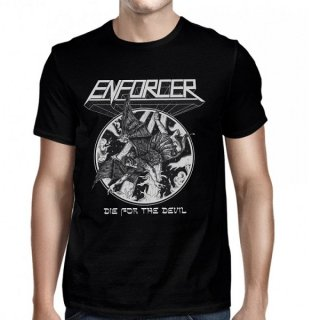 ENFORCER Die For The Devil, Tシャツ
