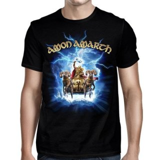 AMON AMARTH Thor Crack The Sky, Tシャツ