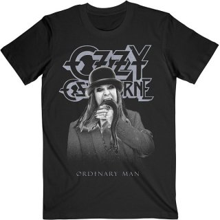 OZZY OSBOURNE Ordinary Man Snake Ryograph, Tシャツ