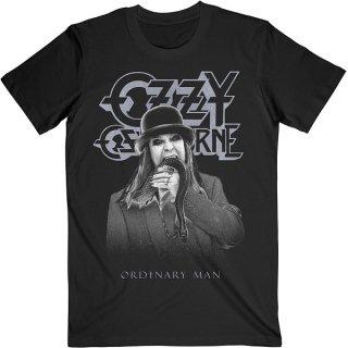 OZZY OSBOURNE Ordinary Man Snake Ryograph, Tシャツ