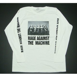 RAGE AGAINST THE MACHINE Nuns And Guns, ロングTシャツ