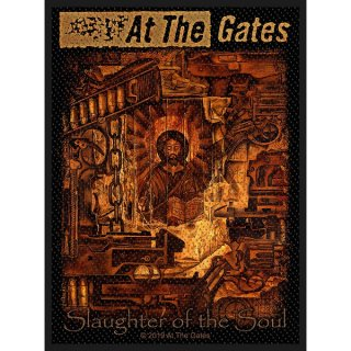 AT THE GATES Slaughter Of The Soul, パッチ