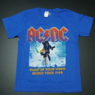 AC/DC Blow Up Your Video Blu, Tシャツ