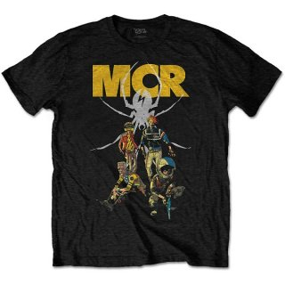 MY CHEMICAL ROMANCE Killjoys Pin-Up, Tシャツ