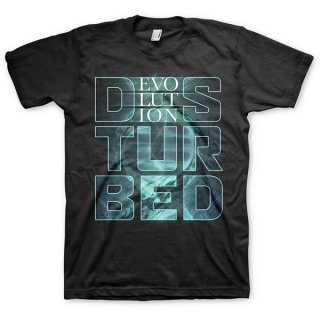 DISTURBED Evolution, Tシャツ