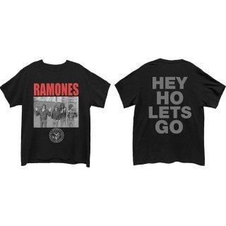 RAMONES Cage Photo, Tシャツ