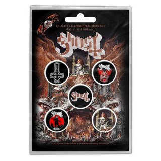 GHOST Prequelle, バッジセット