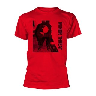 MINOR THREAT Minor Threat Lp, Tシャツ