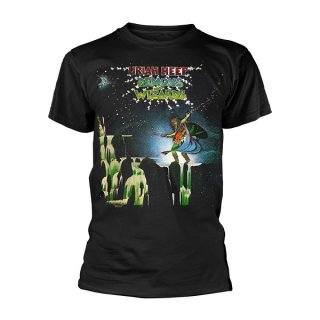 URIAH HEEP Demons And Wizards Blk, Tシャツ