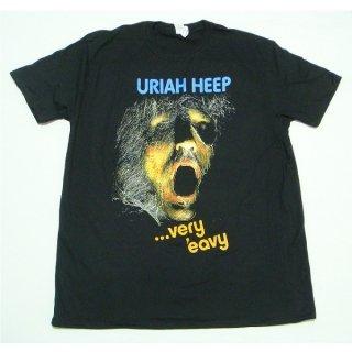 URIAH HEEP Very 'Eavy, Tシャツ