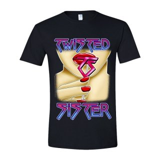 TWISTED SISTER Love Is For Suckers, Tシャツ
