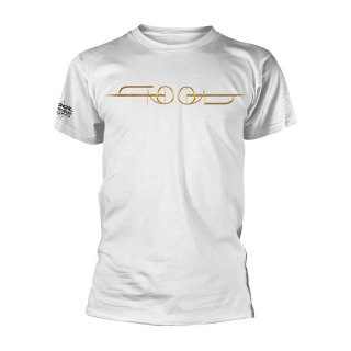 TOOL Gold Iso Wht Tシャツ