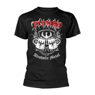TANKARD Alcoholic Metal, Tシャツ